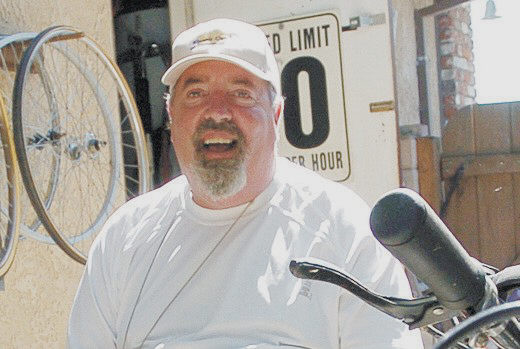 Acorn file photo REMEMBERING- Quick with a smile and eager to help others, Mark Blum was a community friend.